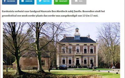 Gardenista naar Zwolle