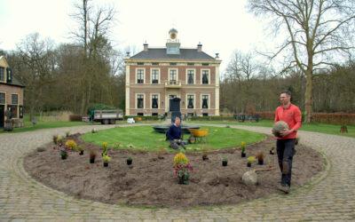 Struinen in de tuinen van Den Alerdinck