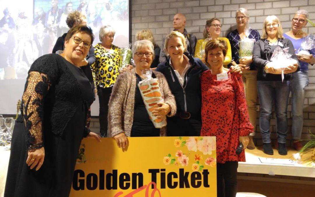 Bloemschikwedstrijd tijdens Gardenista 2020